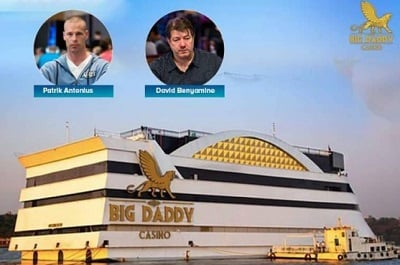 Patrik Antonius & David Benyamine to attend high stakes Cash Game festival in Goa