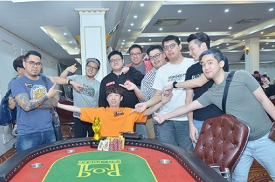 Soo Jo Kims wins the High Rollers