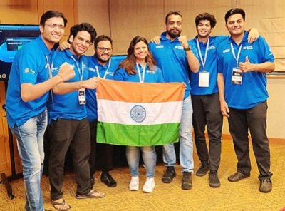 Team India at IFMP Asian Cup