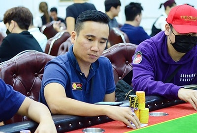Terry Nguyen leads 36 from Championships Event Day 1A