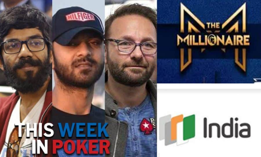 This Week in Poker Oct 30 to Nov 5, 2019