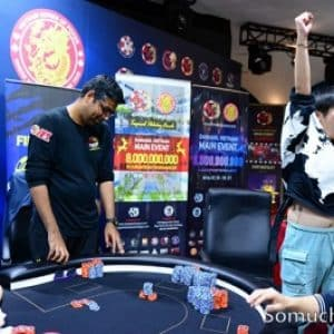 Sumit Sapra eliminated in 5th place at APL Da Nang Main Event