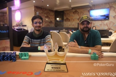 The heads-up between Devang Yadav and Sanchit Pande