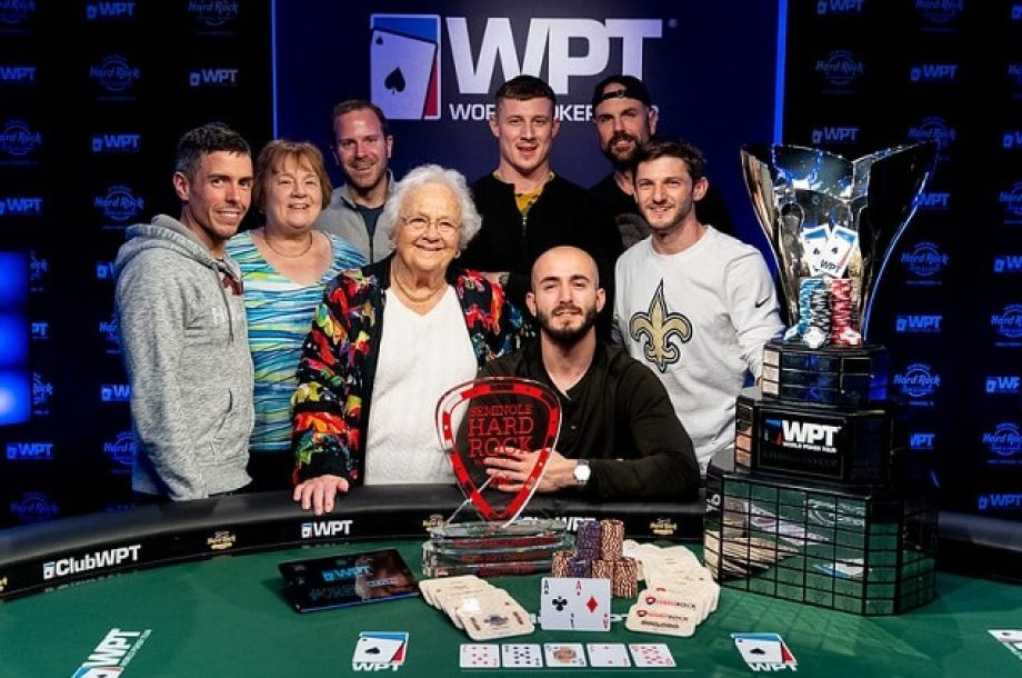 Brian Altman Becomes The First Player To Ever Win WPT Lucky Hearts Poker Open Main Event Twice