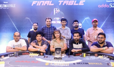 2020 DPT Xpress February Edition ₹5K Burn N Turn Final Table