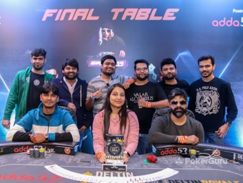 2020 DPT Xpress February Edition ₹10K Bounty Final Table