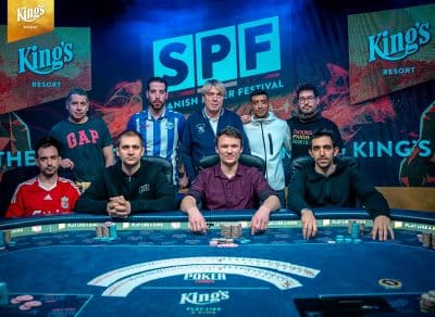 TIPS 2020 SPF Main Event Final Table