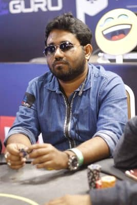 2nd in Chips Rony Chowdhury