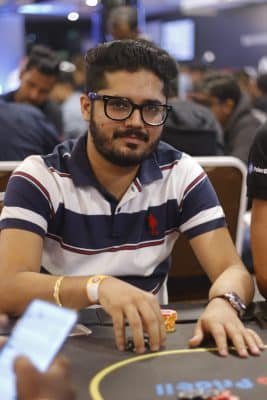 Runner-up Vaibhav Sharma