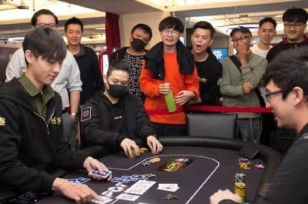 GPL and Masters Poker Series Hosted in Taiwan