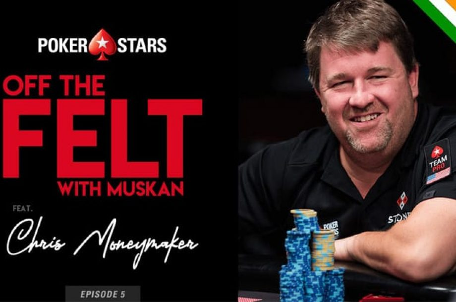 Off the Felt With Muskan Sethi Ft. Chris Moneymaker