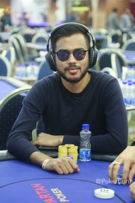 2nd in Chips Siddharth Mundada