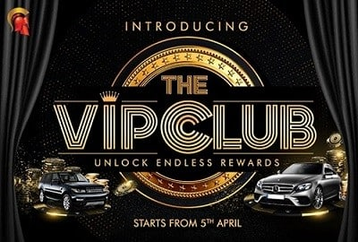 Spartan Poker's New VIP Club Loyalty Program