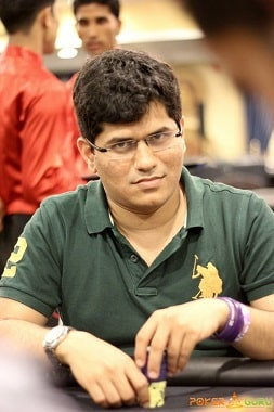 Runner-up Pranav Khandalkar