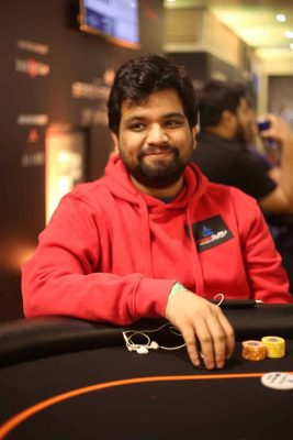 Runner-up Vivek Singh