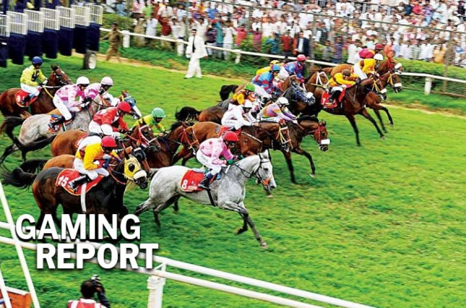 Bangalore turf club off course betting centre afl premiership betting 2021 oscars