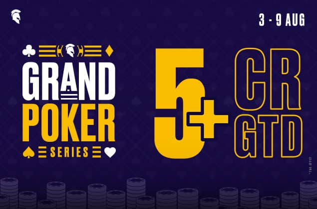 Spartan Poker Grand Poker Series 2nd Edition