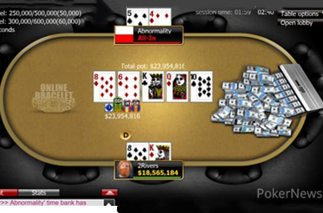 2Rivers - Winner of 2020 WSOP Online Event #31