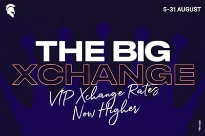 Spartan Poker the Big Xchange