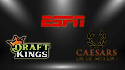 ESPN Partners With Caesars Entertainment & DraftKings