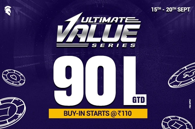 Ultimate Value Series - Spartan Poker