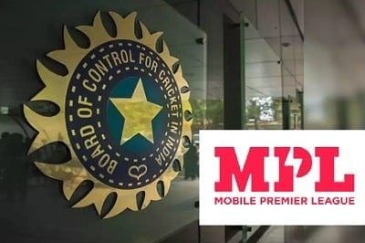 BCCI ropes in MPL Sports