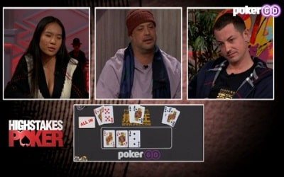 The High Stakes Poker episode