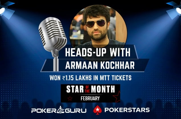 Heads-Up with Armaan Kochhar