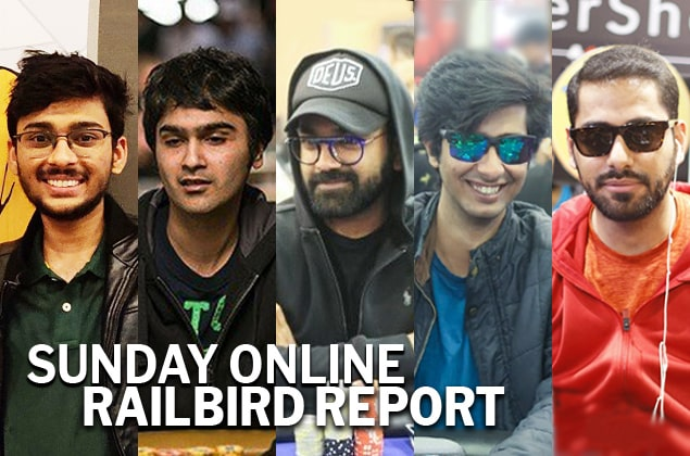 Sunday Online Railbird Report