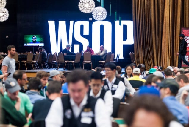 WSOP may take place live in 2021
