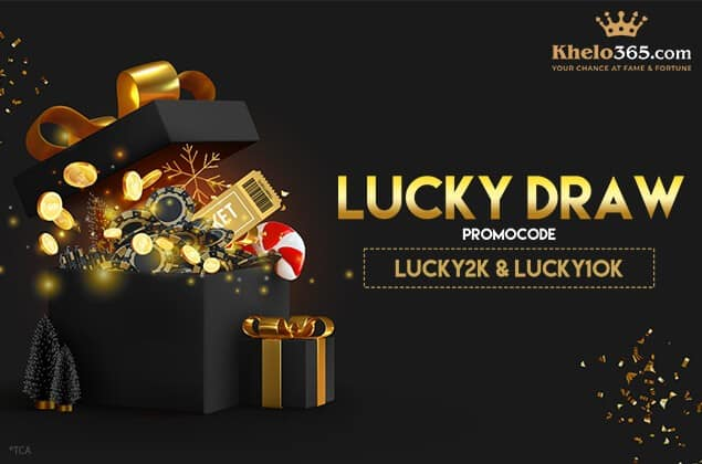 Khelo365 Lucky Draw
