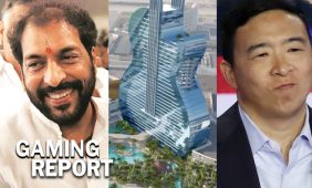 Gopal Kanda, Seminole Hard Rock Hollywood & Andrew Yang
